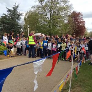 Cottenham Fun Run 2015