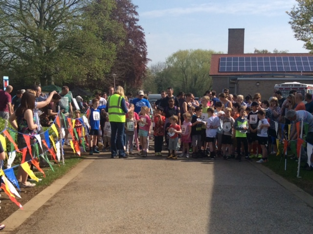 Fen Edge Fun Run May 2016