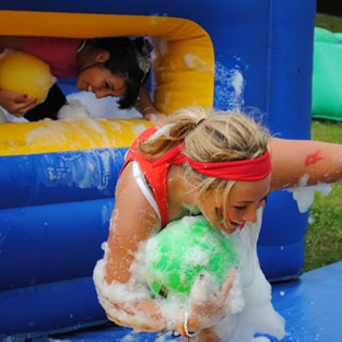 Its A Knockout Willingham Family Fun Day