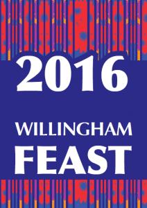 Willingham Feast 2016 Programme