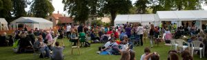 Fen Edge Festival 2017 Cottenham Village Green Cambridgeshire
