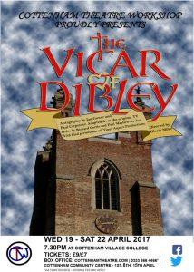 Vicar of Dibley Cottenham Theatre Workshop