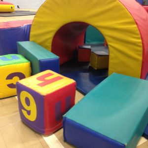 Soft Play Fun at Fen Edge Festival