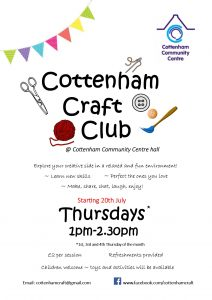 Cottenham Craft Club