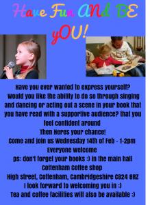 Reading Group Cottenham
