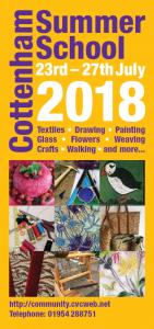 cottenham-summer-school-2018