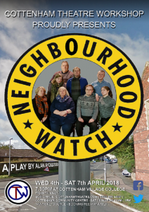 Cottenham Theatre Workshop Neighbourhood Watch