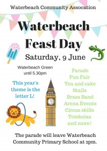 Waterbeach Feast 2018
