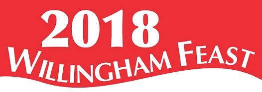 Willlingham Feast 2018 Logo