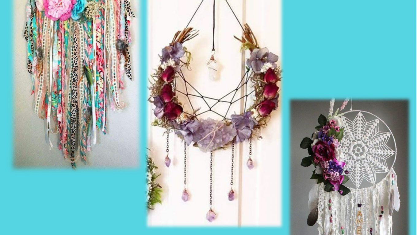 Crazy Crafty Chicks Dream Catchers Workshop