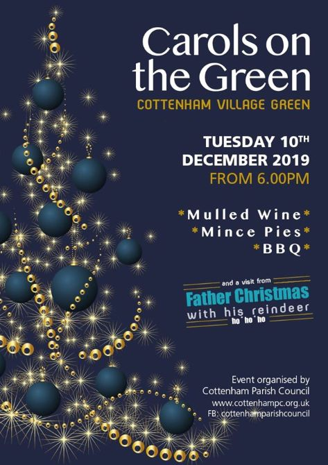 Cottenham Parish Council Carols on the Green