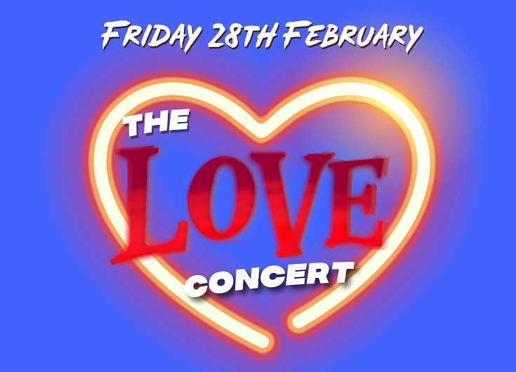 The Love Concert February 2020