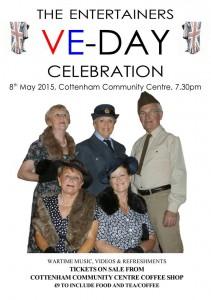 VE Day Celebration Cottenham