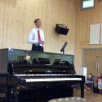 Cottenham Primary School PTCA new piano