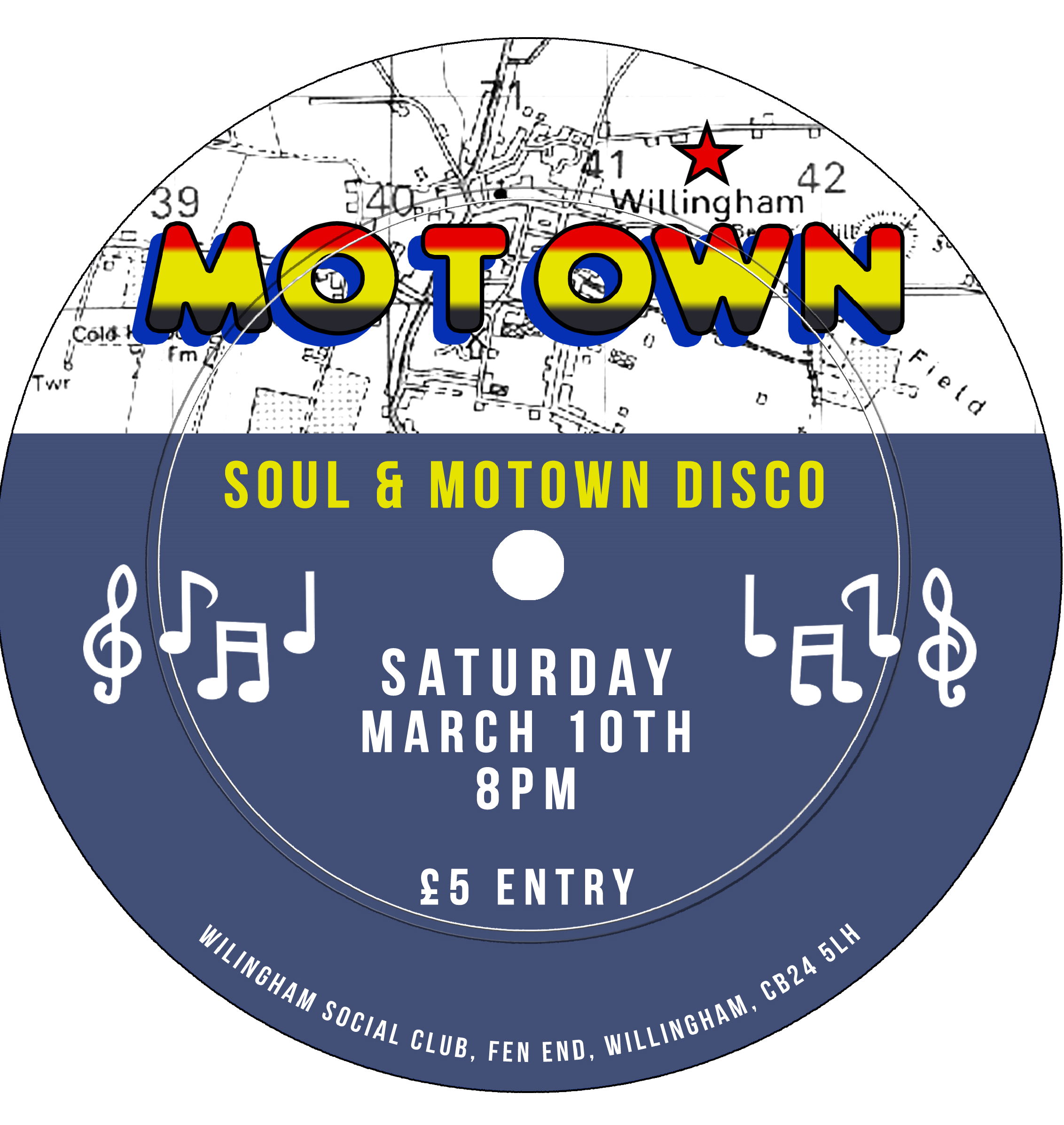 Willingham Social Club Soul and Motown Disco