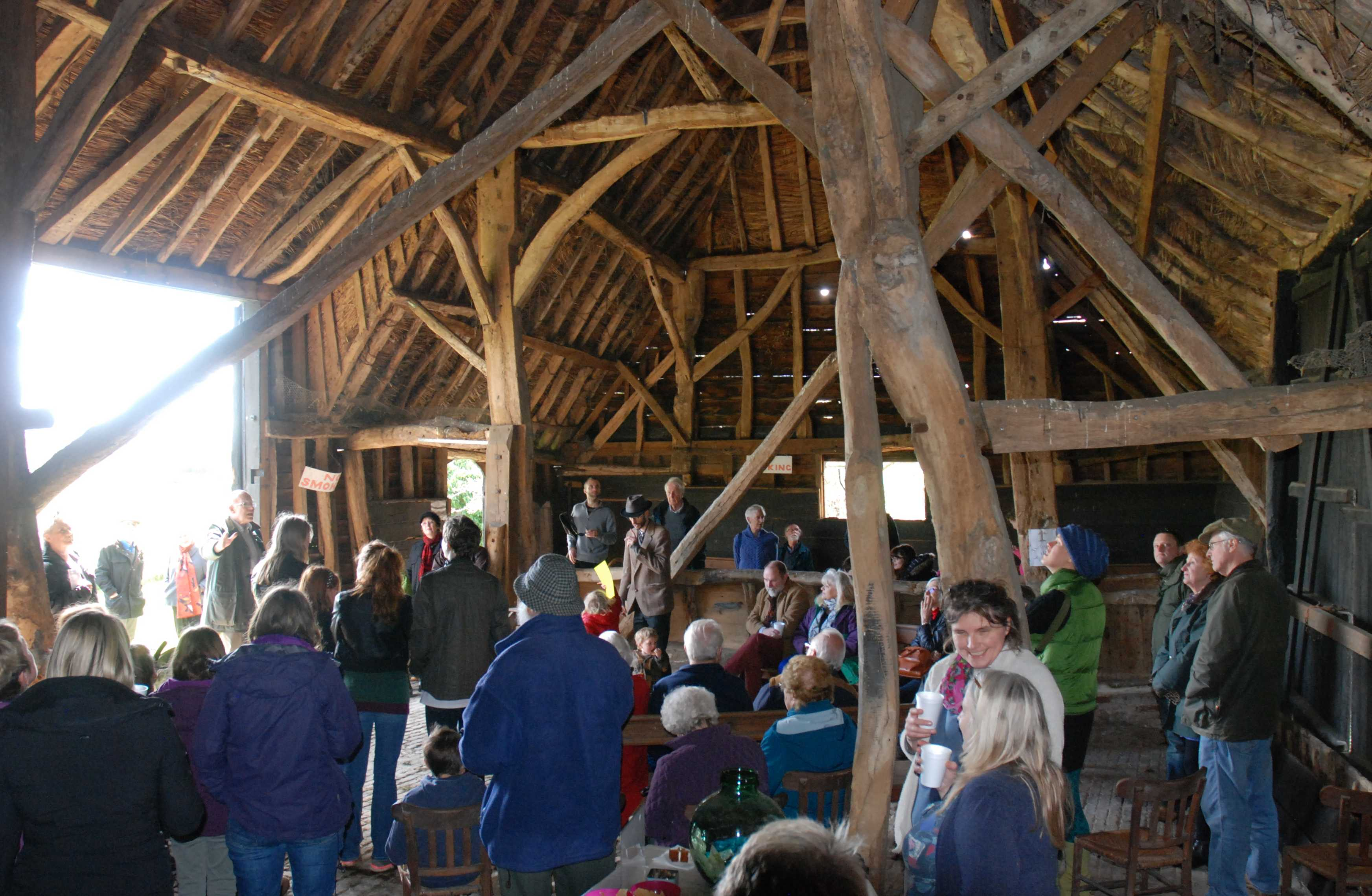 Landbeach Tithe Barn Events 2018
