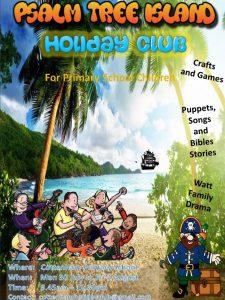 Cottenham Holiday Club 2018