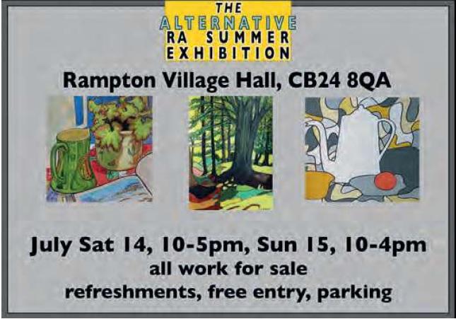 Ramparts Summer Art Exhibition