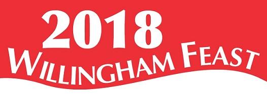 Willlingham Feast 2018 Logo