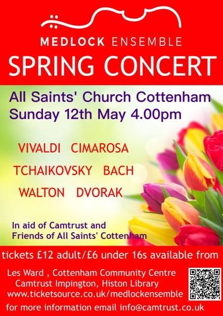 All Saints Church Medlock Ensemble Concert