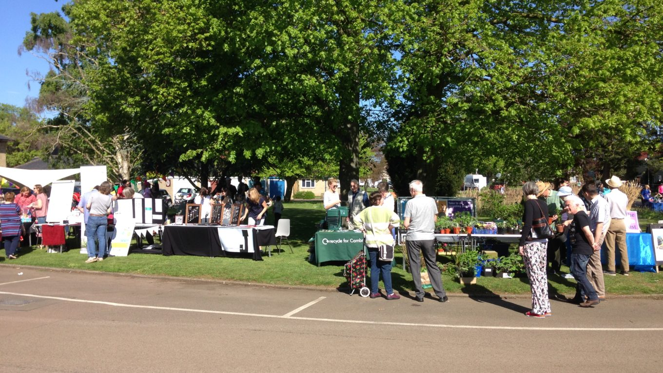 Cottenham Fun Run Morning Market