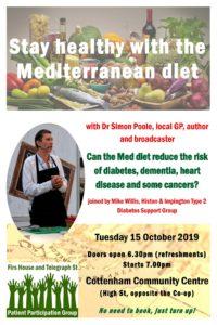 Mediterranean Diet Cottenham