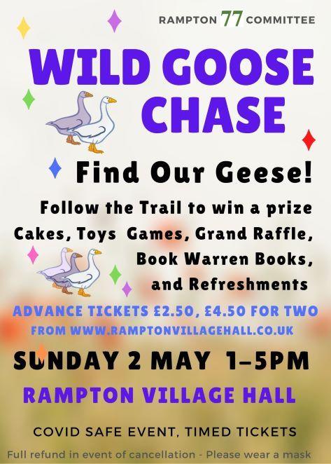 Rampton 77 Wild Goose Chase