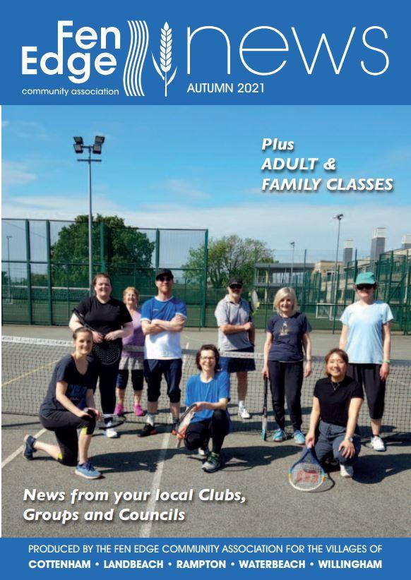 FEN Autumn 2021 ISSUE 110